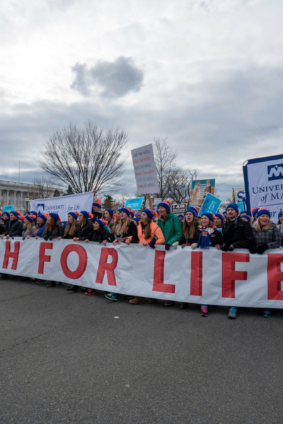 March for Life – Largest Civil Rights Event