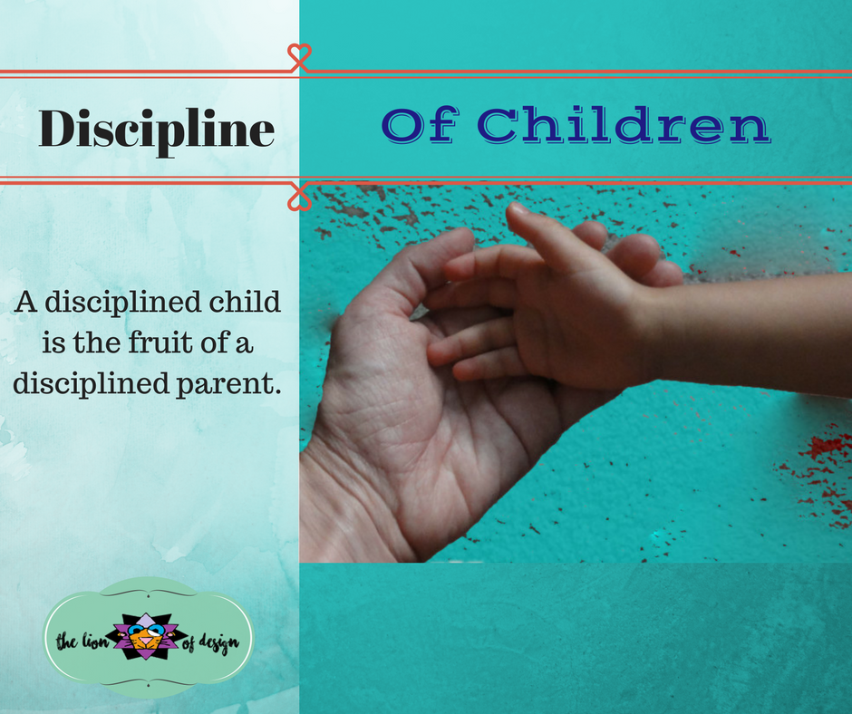 Discipline of Children