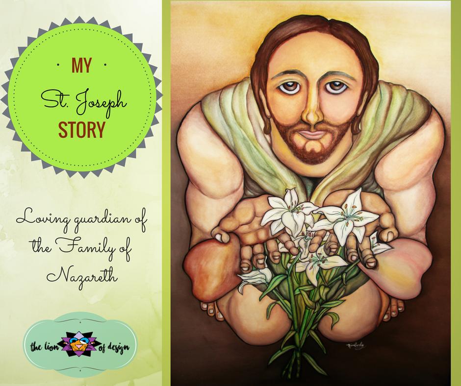 My St. Joseph Story
