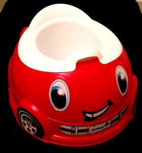 Car Potty
