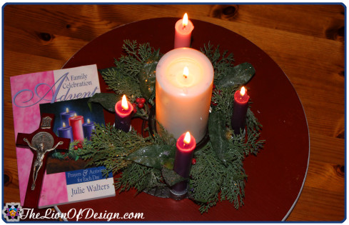 The Advent Wreath – Preparing for Christmas