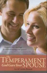 The Temperament God Gave Your Spouse Image