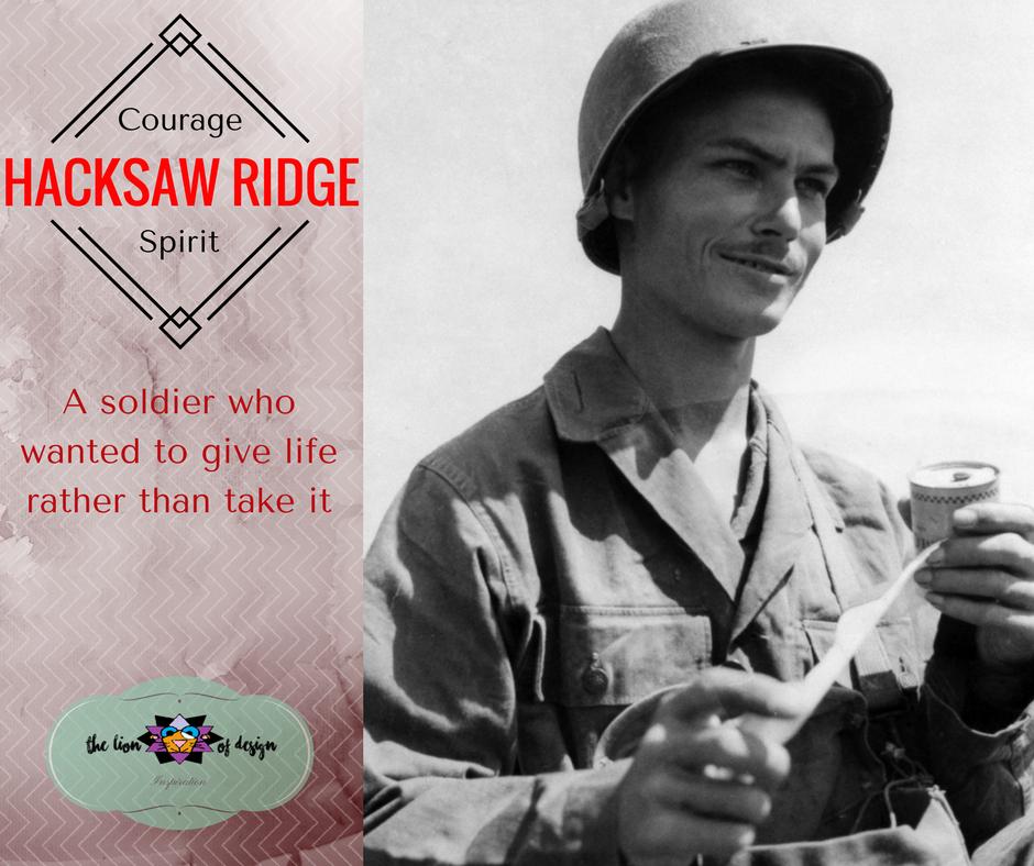 Hacksaw Ridge – The Art of War Movie