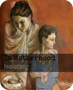 les-baladins-mother-and-child