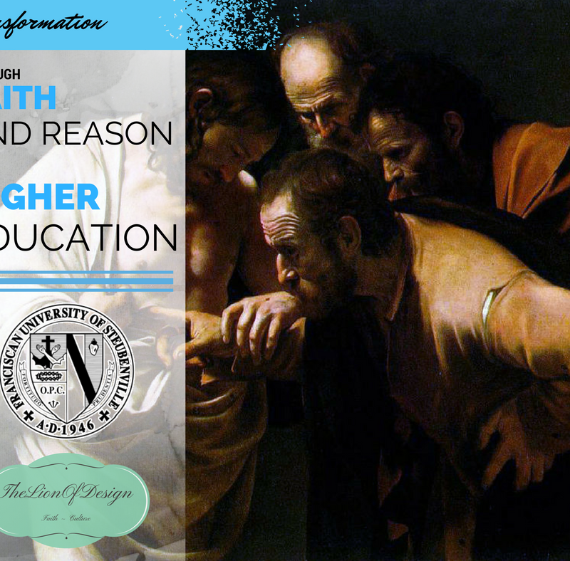 Faith and Reason in Higher Education