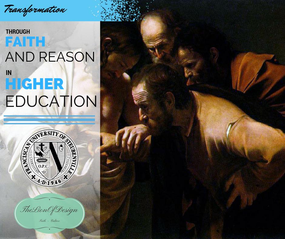Faith and Reason in Higher Education