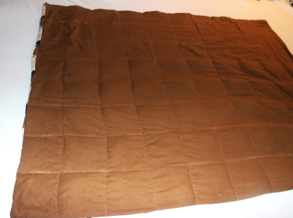 Weighted Rice Blanket Kimberly Cook