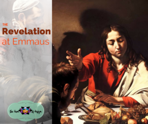 The Revelation at Emmaus