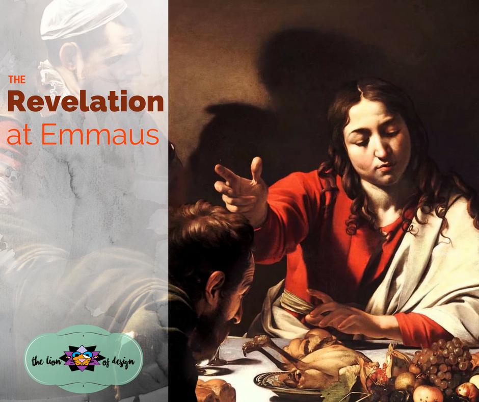 The Revelation at Emmaus