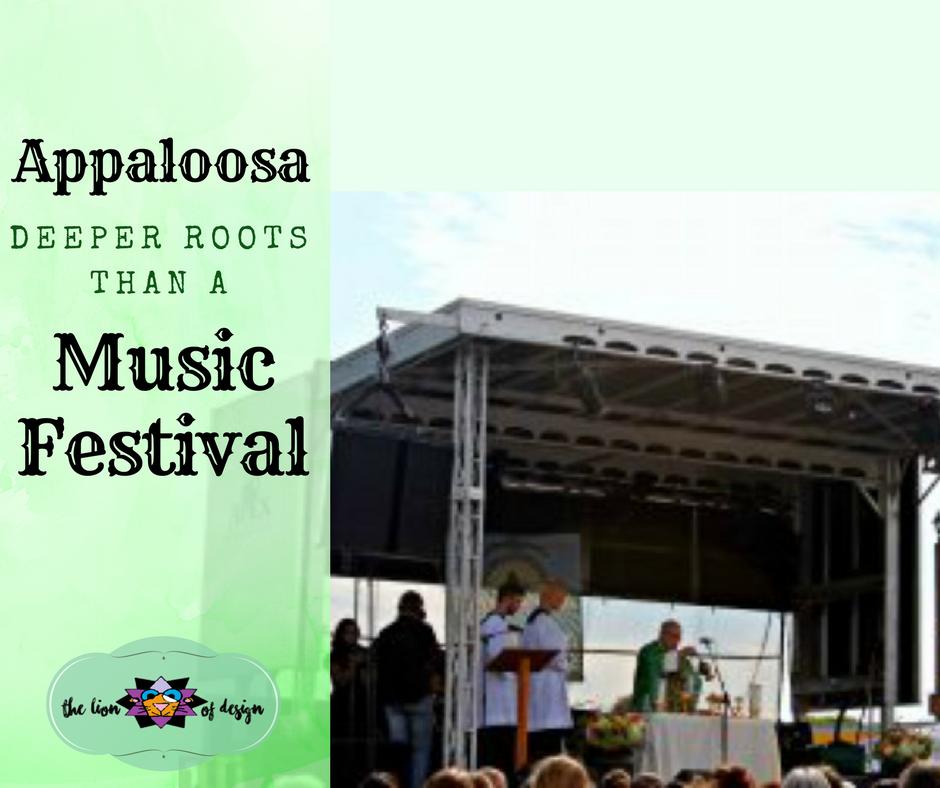 Appaloosa Music Festival Has Deep Roots