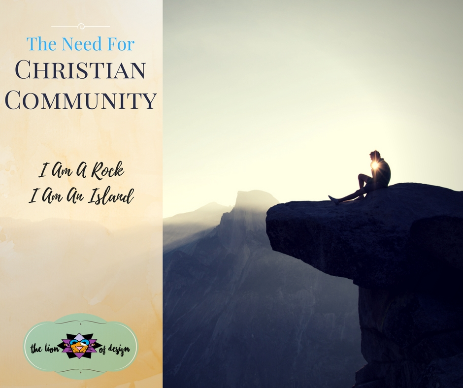 The Need for Christian Community