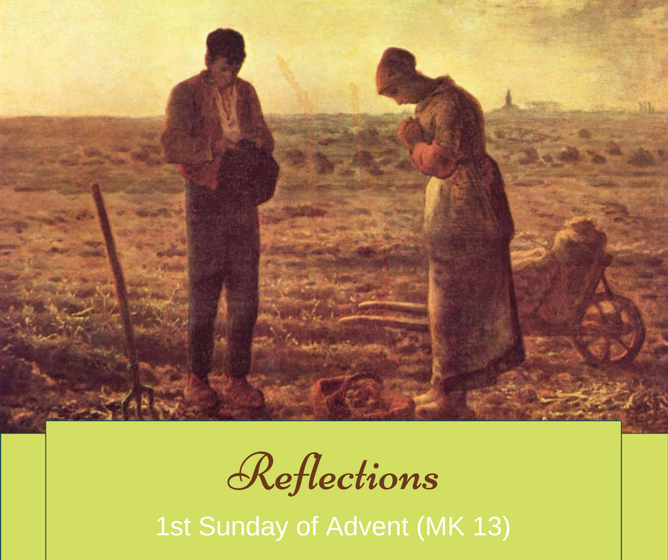 Advent Reflections – 1st Sunday