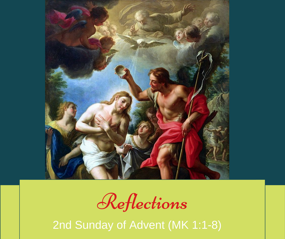 Advent Reflections -2nd Sunday