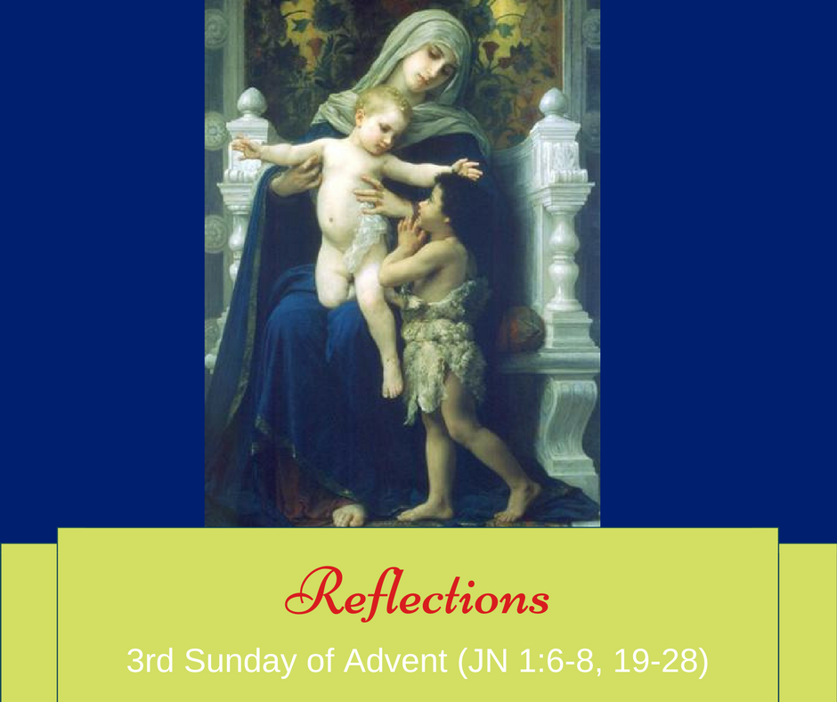 Advent Reflections – 3rd Sunday