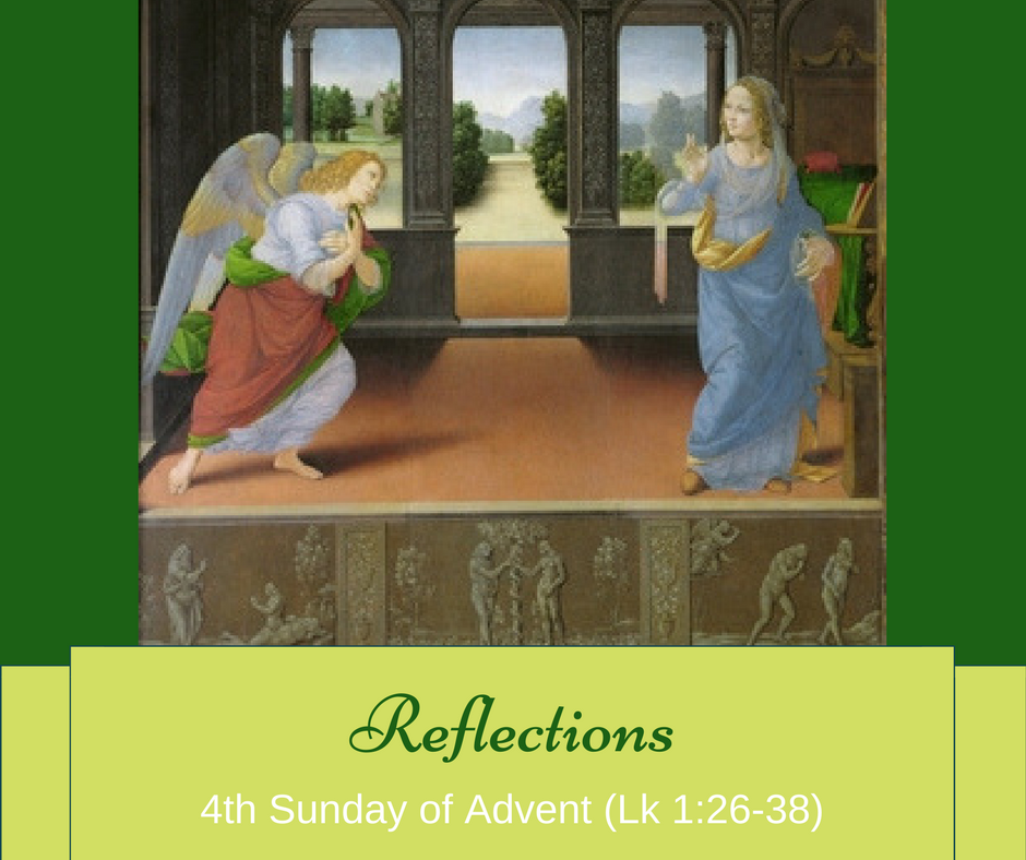 Advent Reflections – 4th Sunday