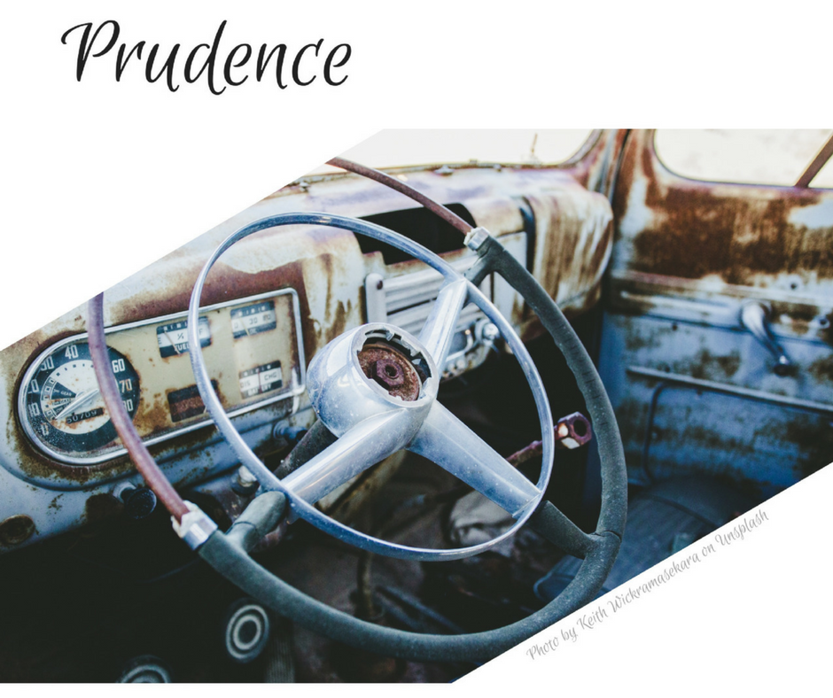 Prudence In Marriage