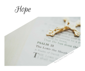 Hope In Marriage