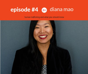 Podcast Interview with Diana Mao