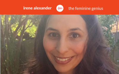 Podcast #15: Irene Alexander