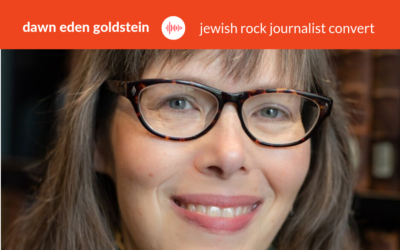 Podcast #22: Dawn Eden Goldstein – Jewish Rock & Roll Journalist to Catholic Convert