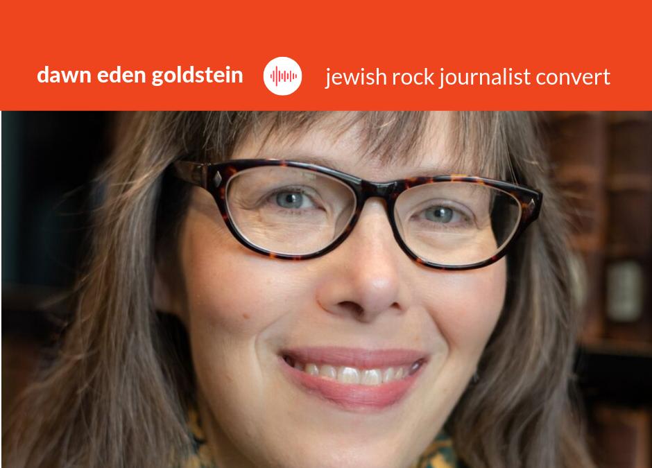 Podcast #22: Dawn Eden Goldstein – Jewish Rock & Roll Journalist to Catholic Convert
