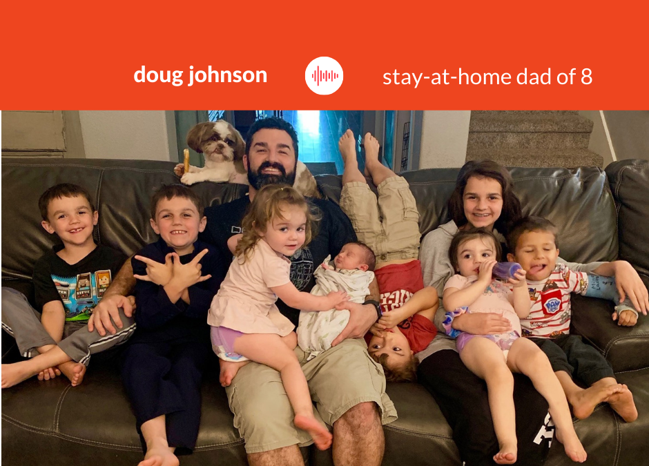 Podcast #23: Doug Johnson – Husband of Abby Johnson